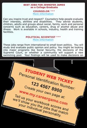 Student Web Ticket